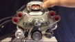 Model V8 Engine is too damn cool for words